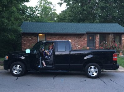 me in my truck by jay
