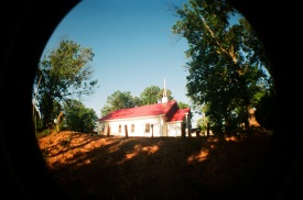 Church in my neighborhood
