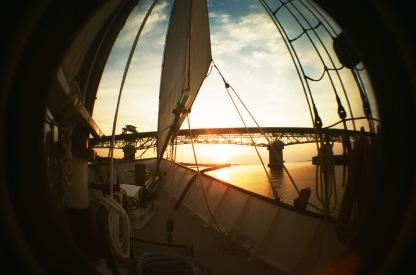 Sunset Cruise Yorktown VA 2