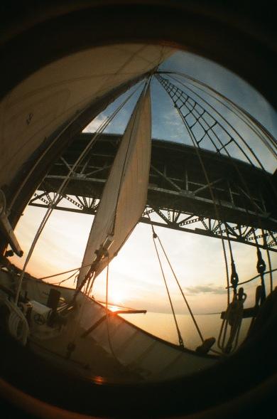 Sunset Cruise Yorktown VA 1
