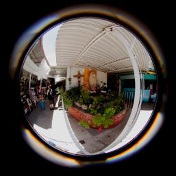 mercado shrine