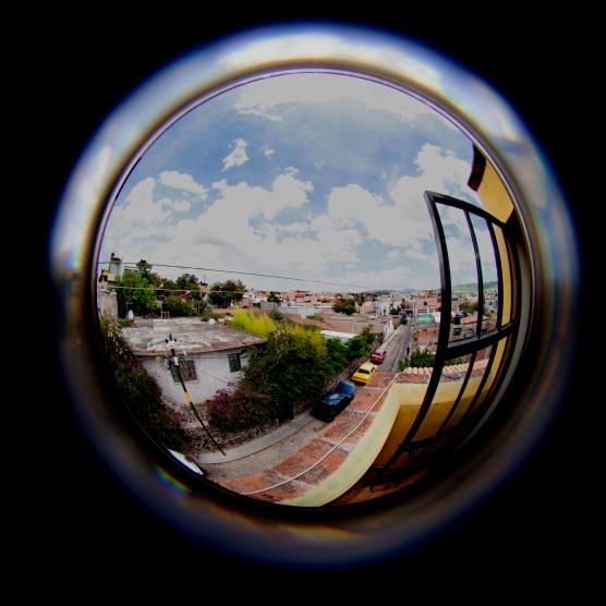 rooftop terrace fisheye 1