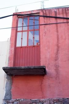 this door is on the second floor
