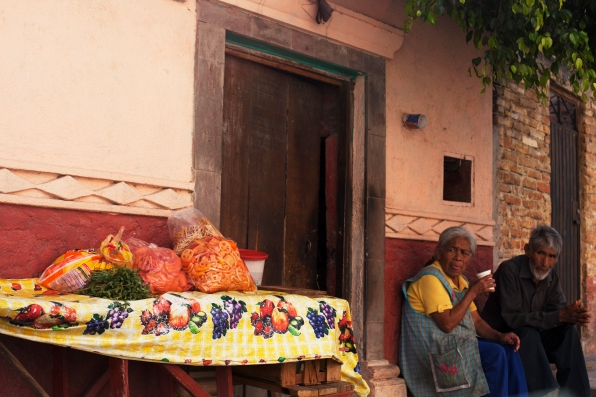 vegetable sellers san miguel