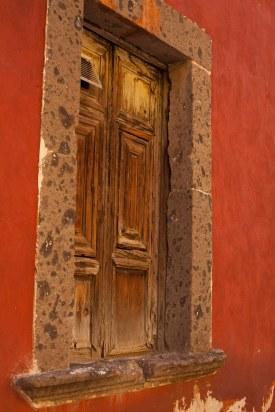 door above