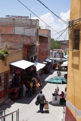 edge of the artisans market