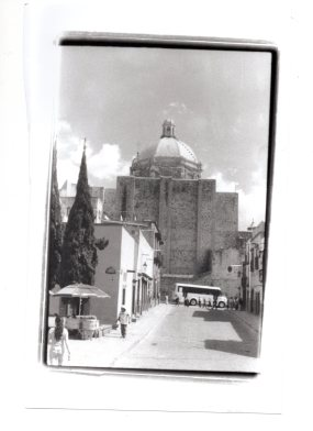 San Miguel de Allende. I can't remember what this building is. This is one of the blurry ones resulting, I am pretty sure, from the aged and crap UV filter I put on my lens because I am an idiot.