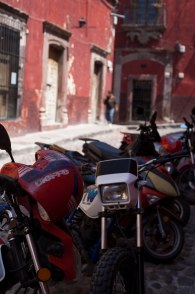 mopeds and reds