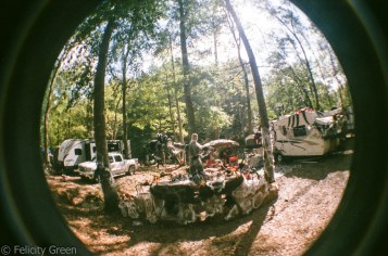 Tannehill State Park, Alabama, Halloween, taken with the Lomo fisheye