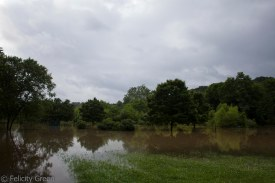 Carrier Park, now a water park