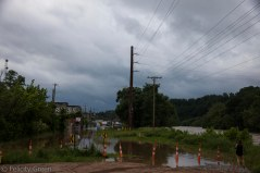Lyman Rd and the River Arts District, now more river than district