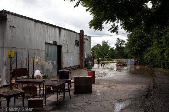 antiques rescued from the antique tobacco barn on swannanoa river road